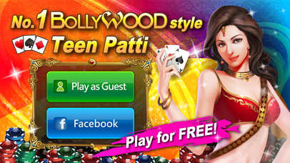 Download Bollywood Teen Patti - 3 Patti App on your Windows XP/7/8/10 and MAC PC